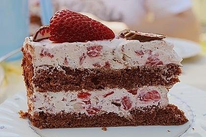 Yogurette-Torte 16