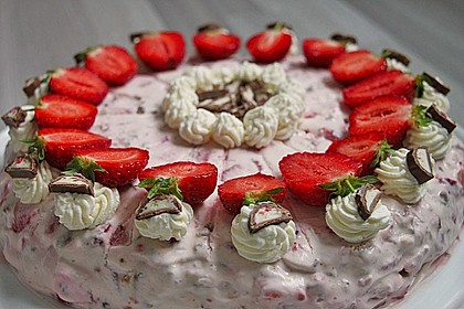 Yogurette-Torte 27