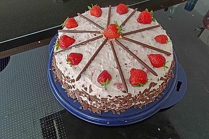 Yogurette-Torte 80