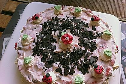 Yogurette-Torte 173