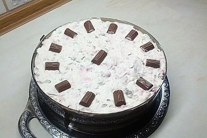 Yogurette-Torte 252