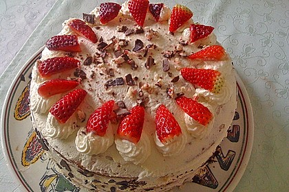 Yogurette-Torte 184