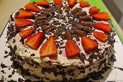 Yogurette-Torte 56