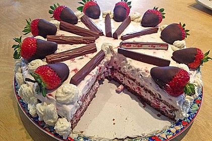 Yogurette-Torte 44