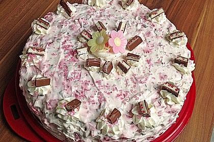 Yogurette-Torte 88