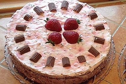 Yogurette-Torte 97