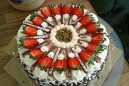 Yogurette-Torte 2