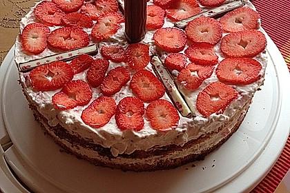 Yogurette-Torte 116