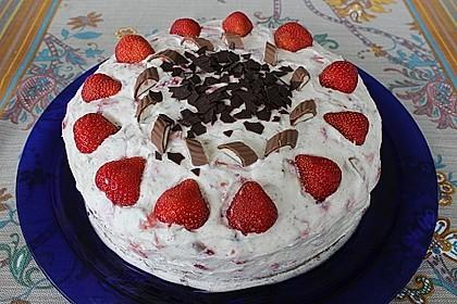 Yogurette-Torte 60