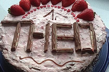 Yogurette-Torte 196