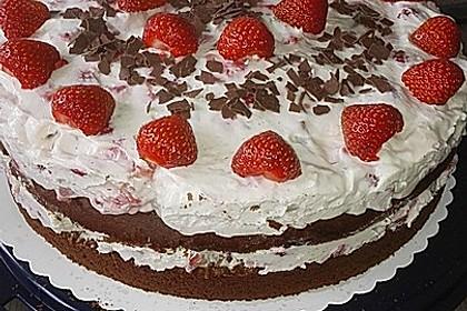 Yogurette-Torte 190