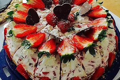 Yogurette-Torte 8