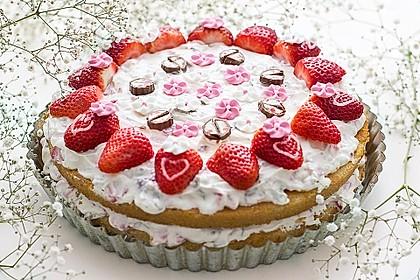 Yogurette-Torte 39