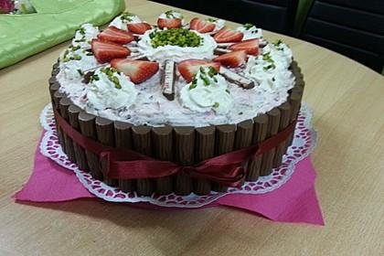 Yogurette-Torte 38