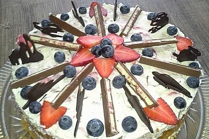 Yogurette-Torte 127
