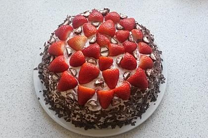 Yogurette-Torte 37