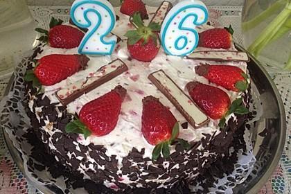 Yogurette-Torte 42