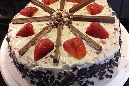 Yogurette-Torte 152