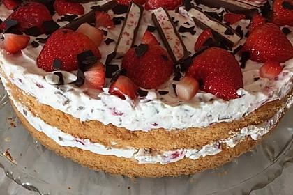 Yogurette-Torte 53