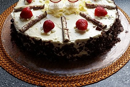 Yogurette-Torte 99