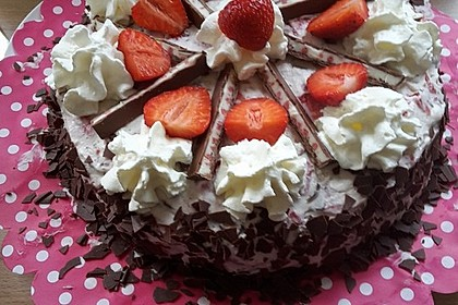 Yogurette-Torte 183
