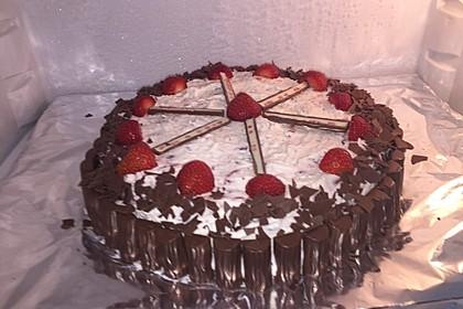 Yogurette-Torte 123
