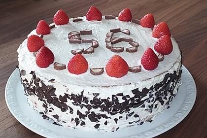 Yogurette-Torte 130