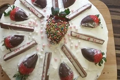 Yogurette-Torte 142