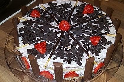 Yogurette-Torte 93