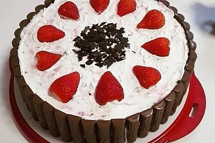 Yogurette-Torte 176