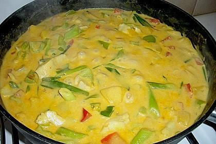 Fruchtiges Asia - Fisch - Curry 25