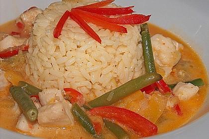 Fruchtiges Asia - Fisch - Curry 16