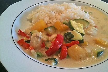 Fruchtiges Asia - Fisch - Curry 15