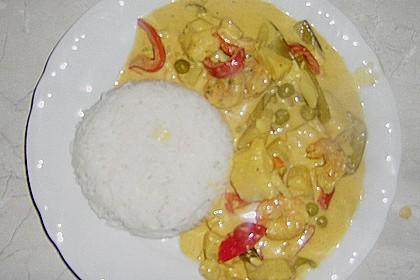 Fruchtiges Asia - Fisch - Curry 39