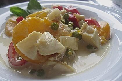 Fruchtiges Asia - Fisch - Curry 4