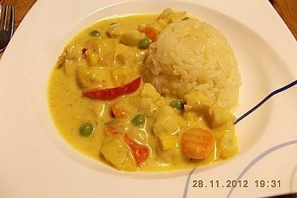 Fruchtiges Asia - Fisch - Curry 19