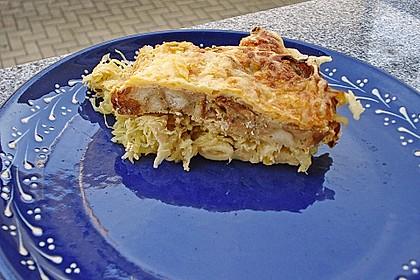 Knödel-Sauerkraut-Auflauf 11