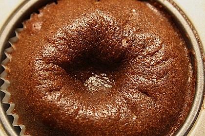 Sformatino - kleiner warmer Schokoladenkuchen 27