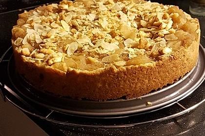 Veganer Apfel - Streusel - Kuchen 2