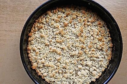 Veganer Apfel - Streusel - Kuchen 21