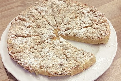Veganer Apfel - Streusel - Kuchen 13