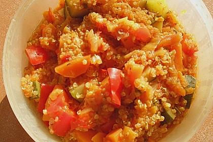 Quinoa - Risotto 1