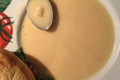 Spargelcremesuppe 39