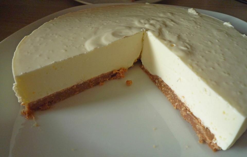 Philadelphia Frischkase Torte Von Maristela Chefkoch De