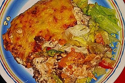 Überbackener Taco - Salat 3