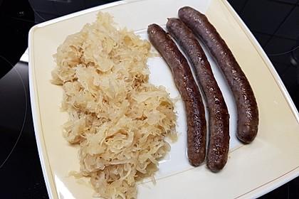 Sauerkraut (Bild)