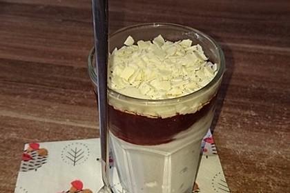 Spaghetti-Eis Dessert 90