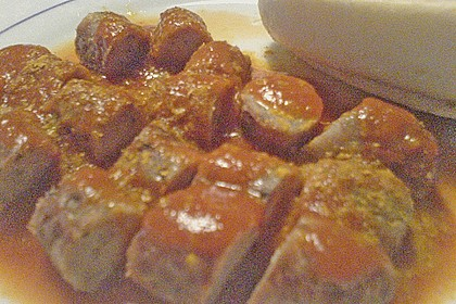 Currywurst mit Pommes 29