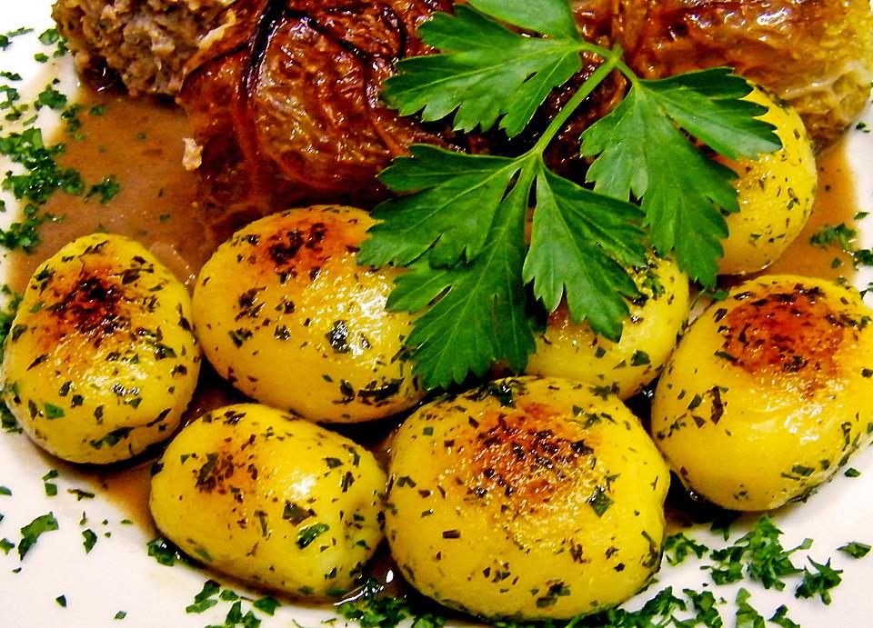 Geliebte Petersilienkartoffeln von Virtualkoch | Chefkoch #KU_45