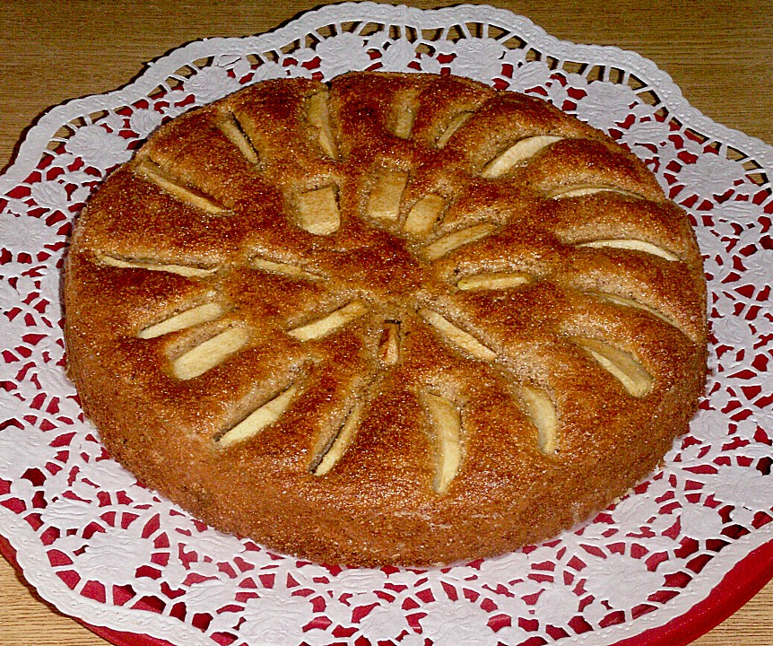 Apfel Griess Kuchen Von Maharani22 Chefkoch De